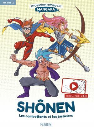 Shonen : les combattants et les justiciers  simple
