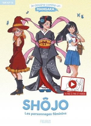 Shojo : les personnages féminins  simple