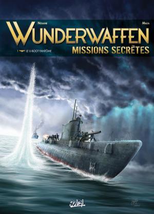 Wunderwaffen - Missions secrètes T.1