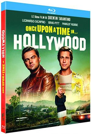 Once Upon a Time… in Hollywood édition simple