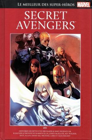 Le Meilleur des Super-Héros Marvel 93 - Secret Avengers