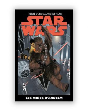 STAR WARS - L'ÉDITION SPÉCIALE : RÉCITS D'UNE GALAXIE LOINTAINE (Altaya) 14 - LES MINES D'ANDELM