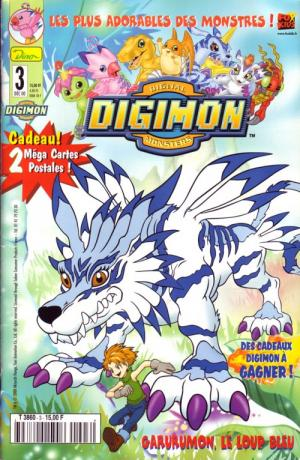 Digimon édition Kiosque