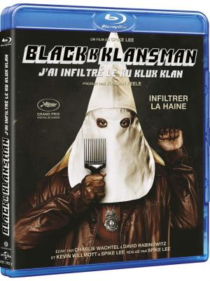 BlacKkKlansman édition simple