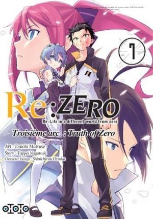 Re:Zero - Re:Life in a different world from zero - Troisième arc : Truth of Zero 7 Simple