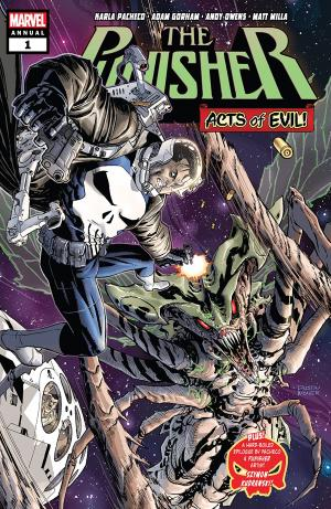 Punisher # 1 Issues V12 - Annuals (2019 - Ongoing)