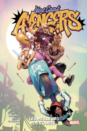 West Coast Avengers édition TPB Hardcover - 100% Marvel
