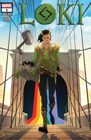Loki édition Issues V3 (2019 - Ongoing)