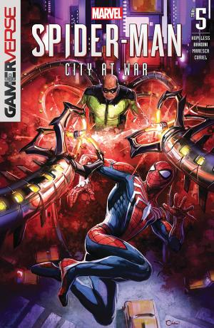 Marvel's Spider-Man - City At War # 5 Issues (2019)