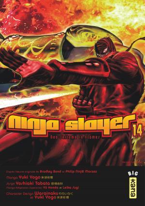 Ninja slayer 14 Simple