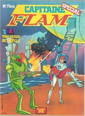 Capitaine Flam édition simple