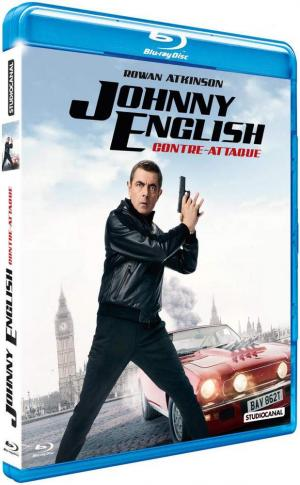 Johnny English contre-attaque édition simple
