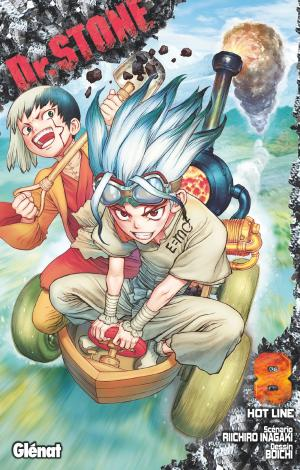 Dr. STONE 8