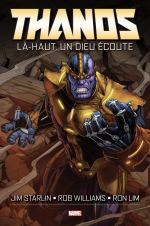 Thanos - Là-haut, un dieu écoute édition TPB hardcover (cartonnée)