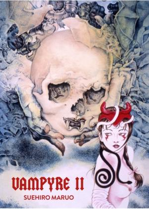 Vampyre 2 nouvelle édition 2019