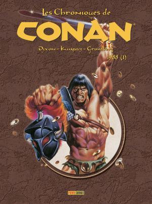 Les Chroniques de Conan 1988.1 TPB Hardcover - Best Of Fusion Comics