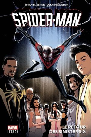 Marvel legacy - Spider-man 1