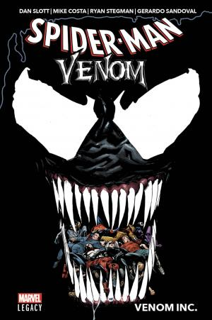 Marvel legacy - Spider-man/Venom - Venom inc.  TPB hardcover (cartonnée)