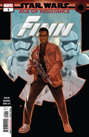 Star Wars - Age of Resistance : Finn  Issues