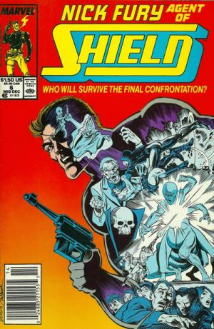 Nick Fury # 6 Issues V3 (1989-1993)