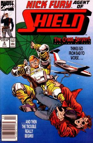 Nick Fury # 8 Issues V3 (1989-1993)