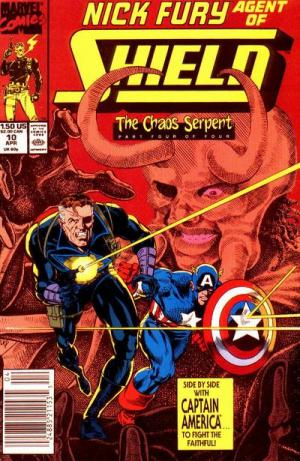 Nick Fury # 10 Issues V3 (1989-1993)