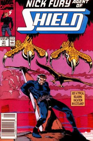 Nick Fury # 11 Issues V3 (1989-1993)
