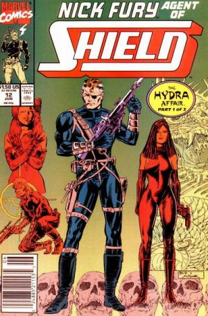 Nick Fury # 12 Issues V3 (1989-1993)
