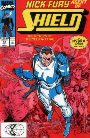 Nick Fury # 13 Issues V3 (1989-1993)