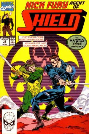 Nick Fury # 14 Issues V3 (1989-1993)