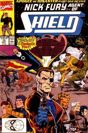 Nick Fury # 15 Issues V3 (1989-1993)