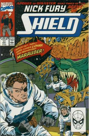 Nick Fury # 17 Issues V3 (1989-1993)