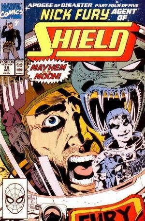 Nick Fury # 18 Issues V3 (1989-1993)