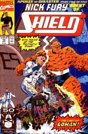 Nick Fury # 19 Issues V3 (1989-1993)