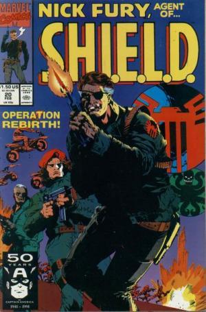Nick Fury # 20 Issues V3 (1989-1993)
