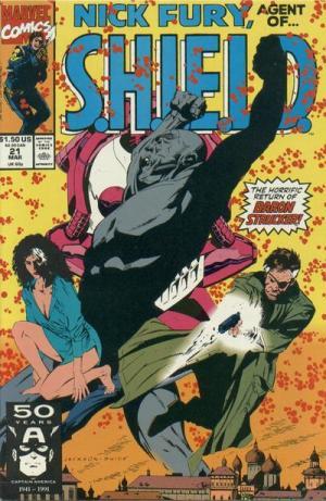 Nick Fury # 21 Issues V3 (1989-1993)