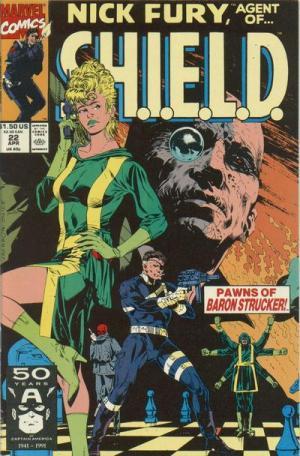 Nick Fury # 22 Issues V3 (1989-1993)