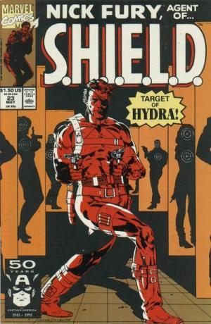 Nick Fury # 23 Issues V3 (1989-1993)