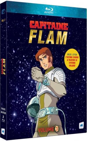 Capitaine Flam 3 Blu-ray