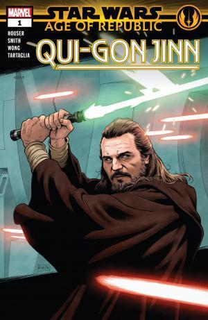 Age of Republic - Qui-Gon Jinn # 1 Issues