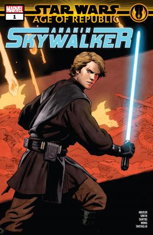 Age of Republic - Anakin Skywalker # 1 Issues