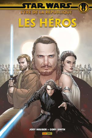 Star wars - L'ère de la République - Les héros  TPB hardcover (cartonnée)