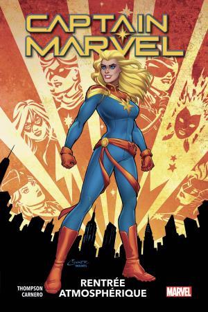 Captain Marvel 1 TPB Hardcover - 100% Marvel - Issues V12