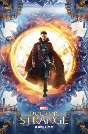 Marvel cinématique - Dr Strange  TPB hardcover (cartonnée)