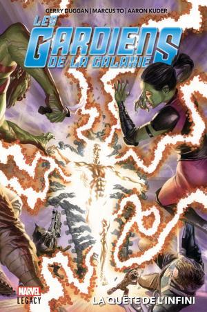 Marvel legacy - Les gardiens de la galaxie  TPB hardcover (cartonnée)