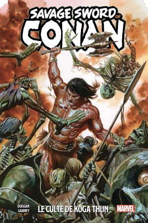 The Savage Sword of Conan édition TPB hardcover (cartonnée)