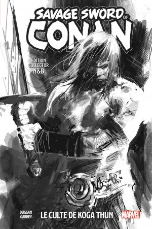 The Savage Sword of Conan édition TPB hardcover (cartonnée) - Noir et Blanc
