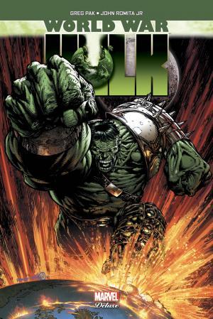 World War Hulk  TPB hardcover - Marvel Deluxe