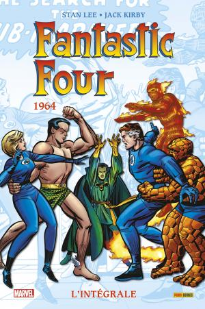 Fantastic Four 1964 TPB Hardcover - L'Intégrale