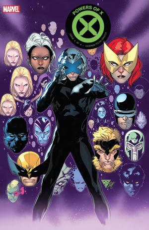 Powers of X # 4 Issues (2019)